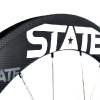 State 58 White Decal